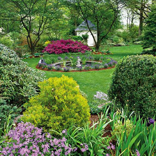 Rboles en tu jard n for Arboles de flores para jardin